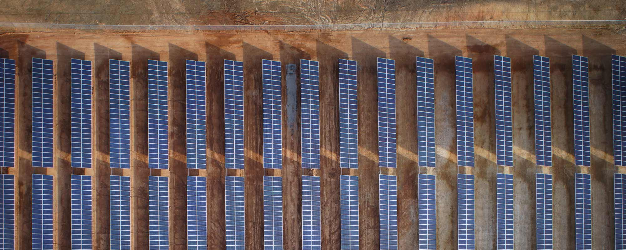 Brilliant Rack – Solutions for Ground-Mounted Solar Projects